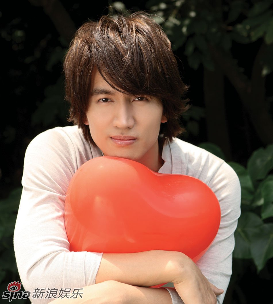 Jerry Yan Photo Colection